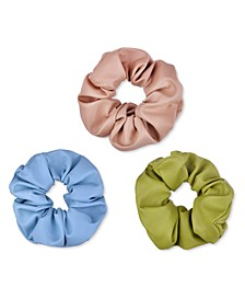 INC 3-Pc. Faux-Leather Hair Tie Set, Created for Macy's