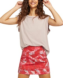 Kasee Cotton Muscle T-Shirt