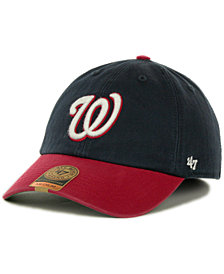 '47 Brand Washington Nationals Franchise Cap