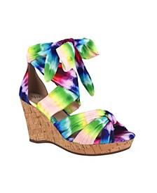 Ohanna Wedge Sandal