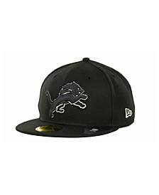 Detroit Lions 59FIFTY Cap