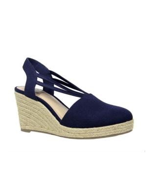 Taedra Espadrille Platform Wedges Women's Shoes