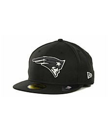 New England Patriots 59FIFTY Cap