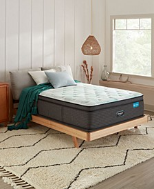 "Harmony Emerald Bay Series 17"" Ultra Plush Pillow Top Mattress- Twin"