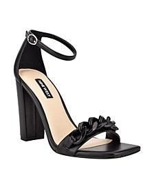 Women's Mindful Sky High Dress Sandals