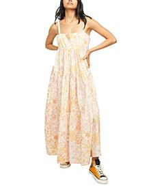 Park Slope Cotton Maxi Dress