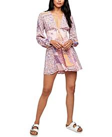 Mixin It Up Mini Dress