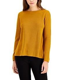 Long-Sleeve Sweater