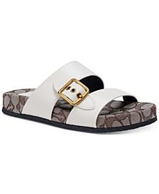 Women's Buckle Sandals