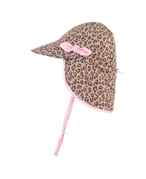 Hudson Baby Hats TODDLER GIRLS SUN PROTECTION HAT