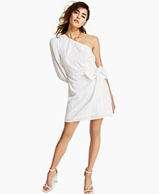 One-Shoulder Mini Dress, Created for Macy's