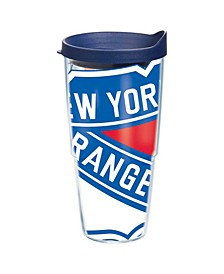 New York Rangers 24 oz. Colossal Wrap Tumbler