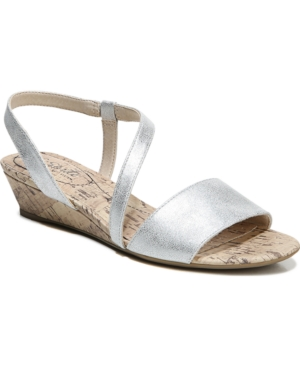 Yasmine Strappy Wedge Sandals Women's Shoes