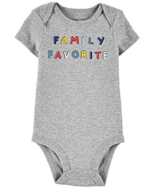 Baby Boys and Girls Family Favorite Original Bodysuit
