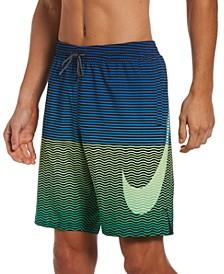Men's Horizon Stripe Vital Volley Swim Shorts