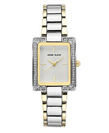 Two-Tone Bracelet Watch 28mm