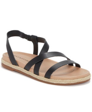Lucky Brand Sandals WOMEN'S DARLI STRAPPY SANDALS WOMEN'S SHOES