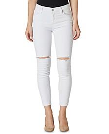 Nico Cropped Super-Skinny Jeans
