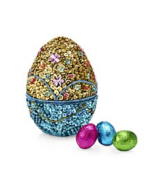 Collectible Beaded Easter Egg, 12 Pieces