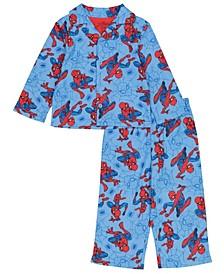 Spider-Man Toddler Boy 2 Piece Pajama Set