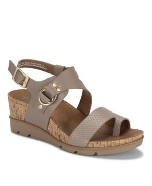 Baretraps Sandals LANDREY POSTURE PLUS WOMEN'S WEDGE SANDAL WOMEN'S SHOES