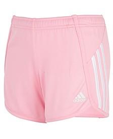Toddler Girls Stripe Mesh Shorts