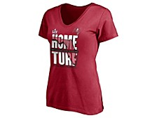 Tampa Bay Buccaneers Women's Super Bowl LV Huddle State T-Shirt