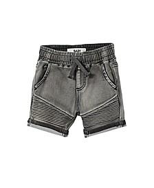 Baby Boys Jay Moto Shorts