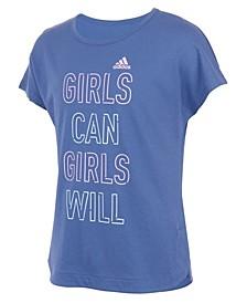 Big Girls Slit Dolman T-shirts