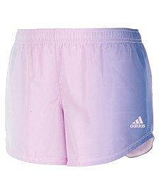 Big Girls Ombre Woven Shorts