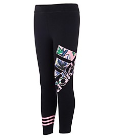 Big Girls Brand Love Graphic Tight Pants