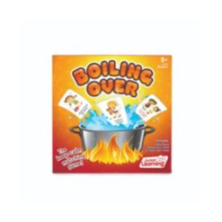 Junior Learning Boiling Over - Educational Board Game