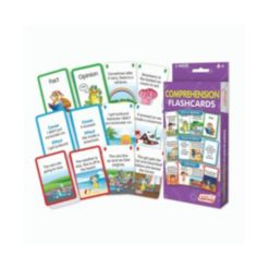 Junior Learning Comprehension Flashcards Educational Learning Game
