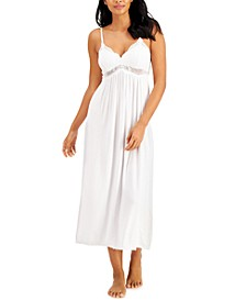 Lace Cup Long Nightgown, Created for Macy's
