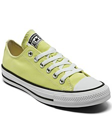 Womens Chuck Taylor All Star Low Top Casual Sneakers from Finish Line