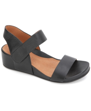 by Kenneth Cole Women's Gianna Strappy Wedge Sandals Women's Shoes