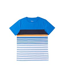 Big Boys Striped T-shirt