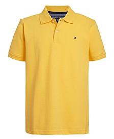 Big Boys Ivy Polo T-shirt