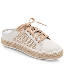 Lian Lace-Up Slip-On Sneakers