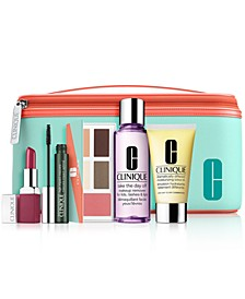 Sun-Kissed Essentials - $35 with any Clinique purchase (A $156 value!)