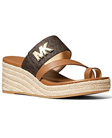 Sidney Mid Wedge Sandals