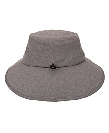 Men's Concentric Wide Brim Sun Hat