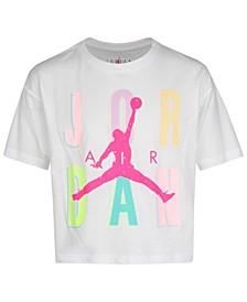 Air Big Girl's Short Sleeve Graphic T-Shirt
