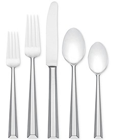 Library Lane 5-Piece Place Setting