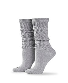 Women's Slouch Crew Socks