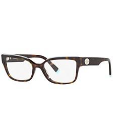 TF2185 Women's Rectangle Eyeglasses