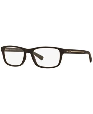 Armani Exchange AX3021 Men's Rectangle Eyeglasses