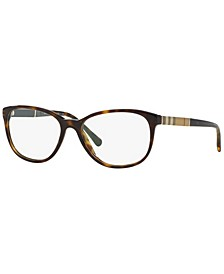BE2172 Women's Square Eyeglasses