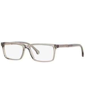 BB2019 Men's Rectangle Eyeglasses
