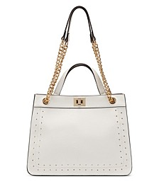 INC Pattii Satchel, Created for Macy's